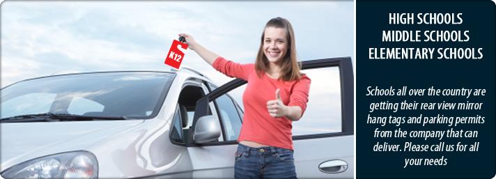 K12parkingpermits Com Parking Permit Hang Tags Parking